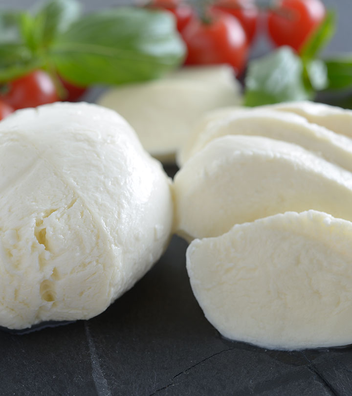 9 Amazing Health Benefits Of Mozzarella Cheese