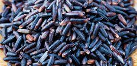 8 Amazing Health Benefits Of Black Rice