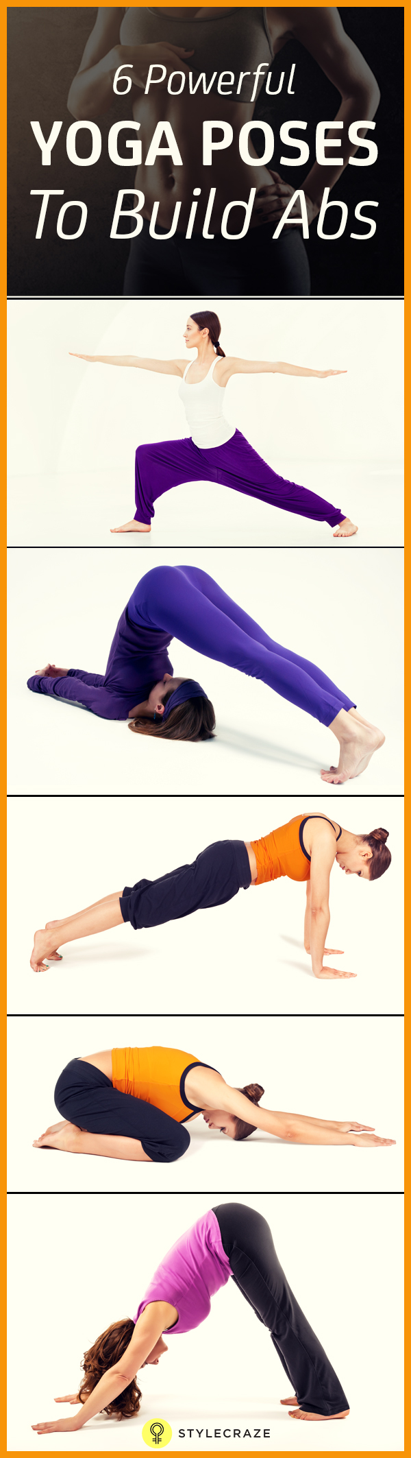 6 powerful yoga poses to build abs
