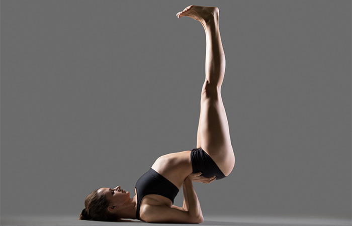 Yoga for Detox - Legs Up the Wall Pose