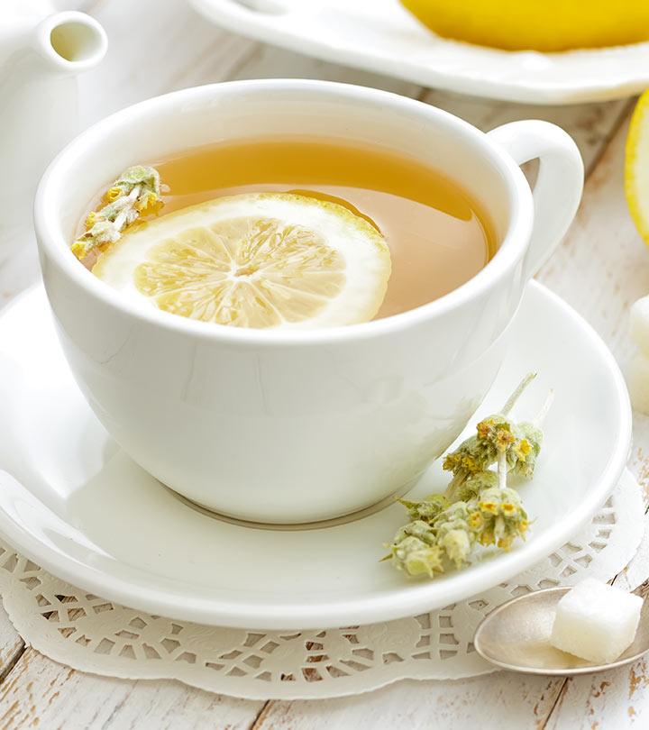 13 Amazing Benefits Of Lemon Tea