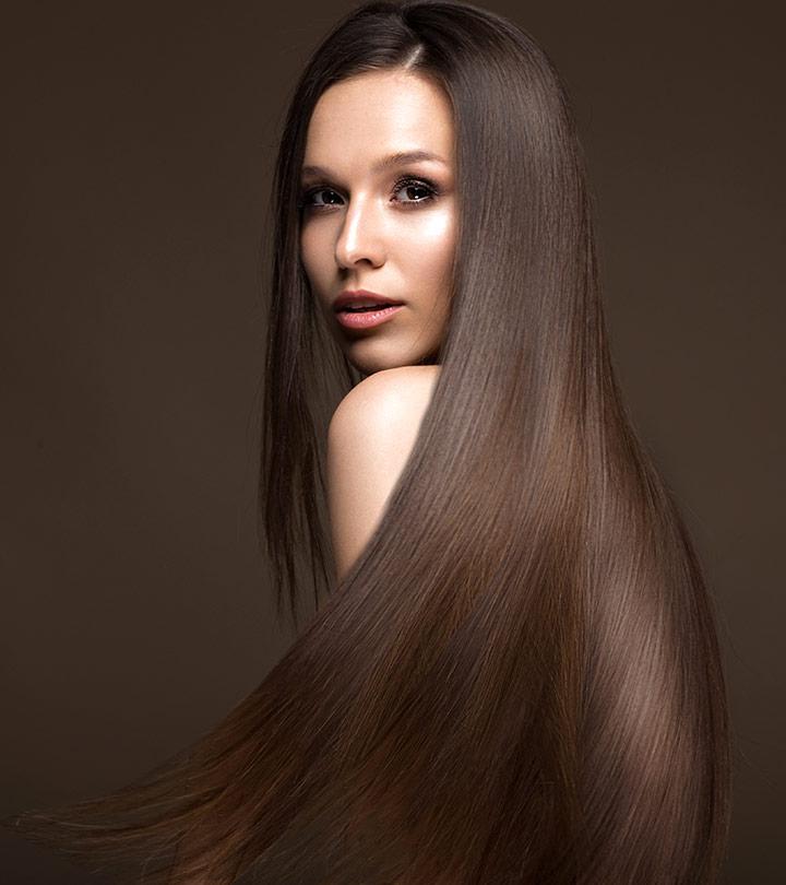 18 Super Effective Ways To Get Smooth Hair