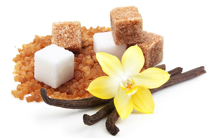 3. Brown Sugar And Vanilla Scrub