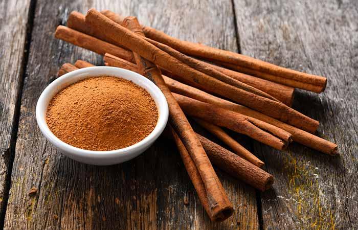 5. Cinnamon