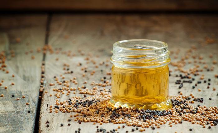 6. Mustard Oil And Salt