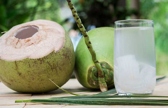 9. Coconut Water