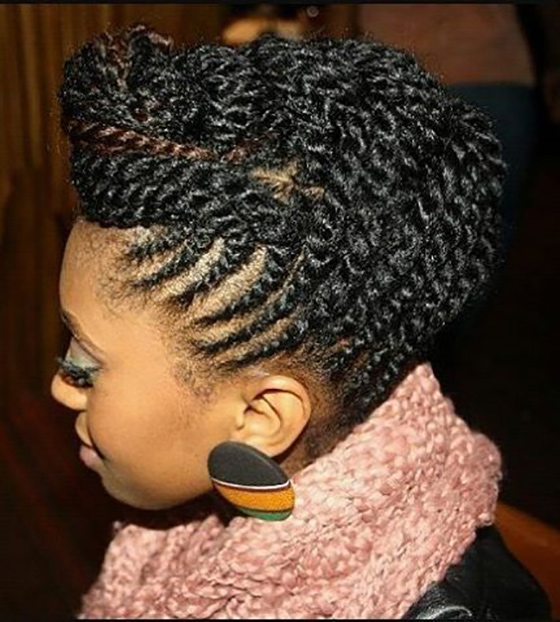 30-Twisted-Cornrows-Bouffant