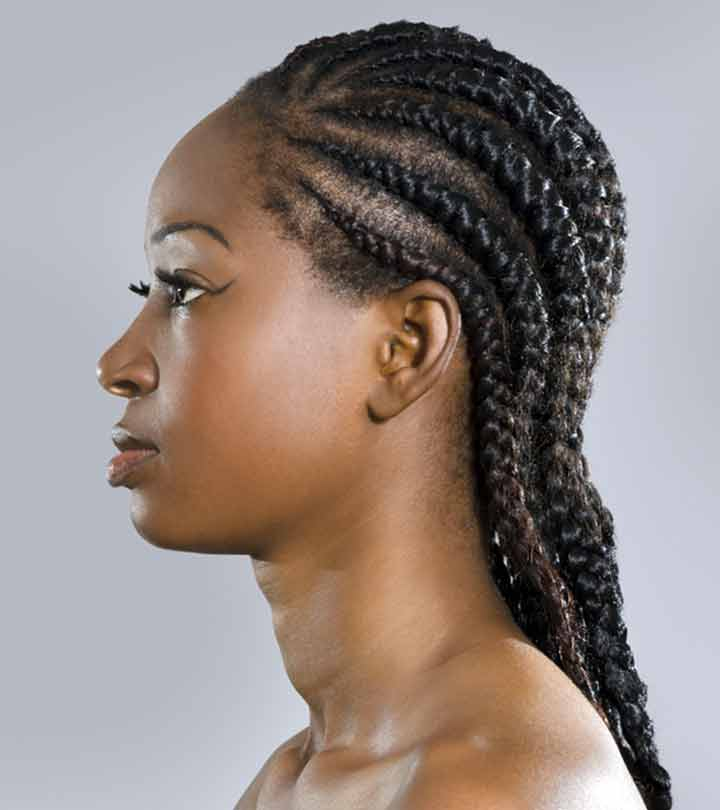41 Cute And Chic Cornrow Braids Hairstyles
