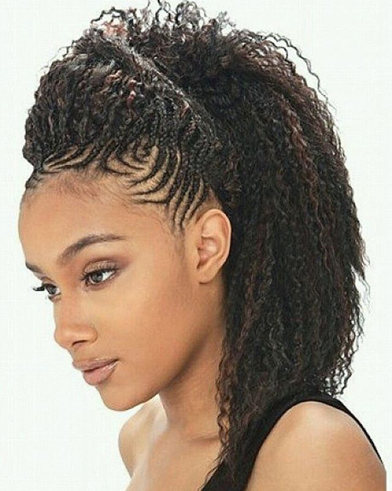 8.-Subtle-Frontal-Cornrows-With-A-High-Ponytail
