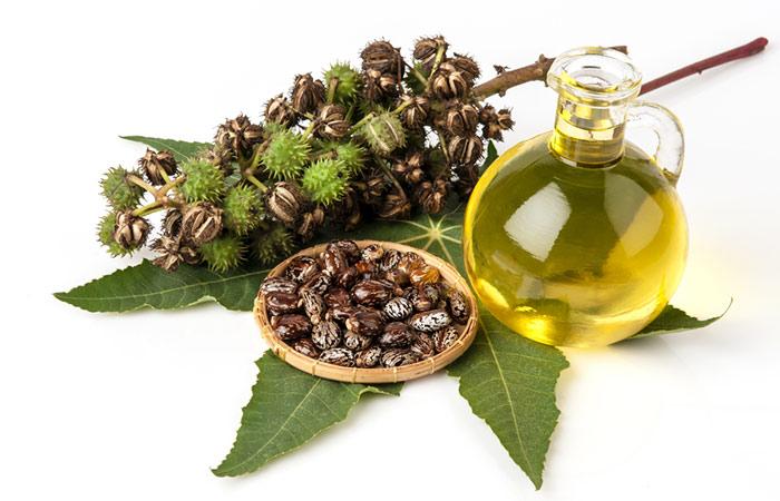 Castor-Oil-And-Coconut-Oil-For-Wrinkles