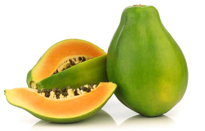 Pomegranate And Papaya Face Pack For Glowing Skin