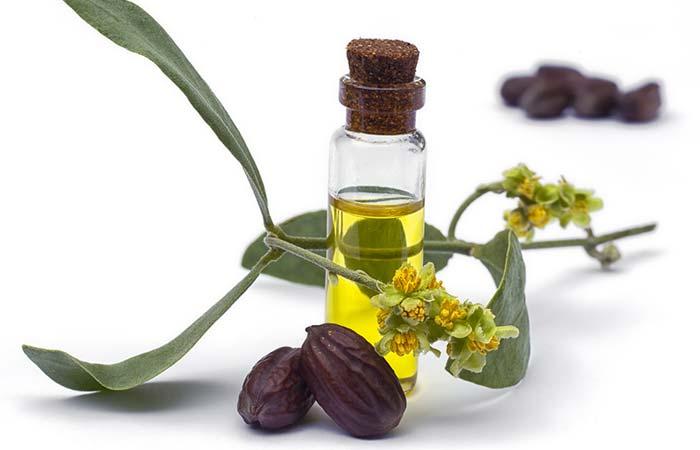 Tea Tree And Jojoba Oils