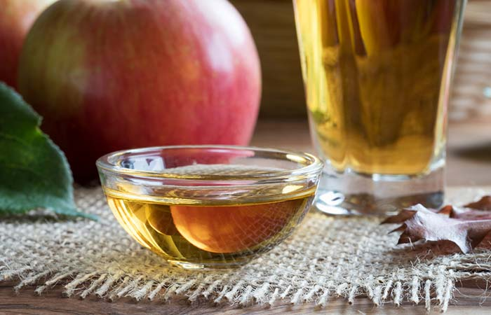 Tea Tree Oil And Apple Cider Vinegar
