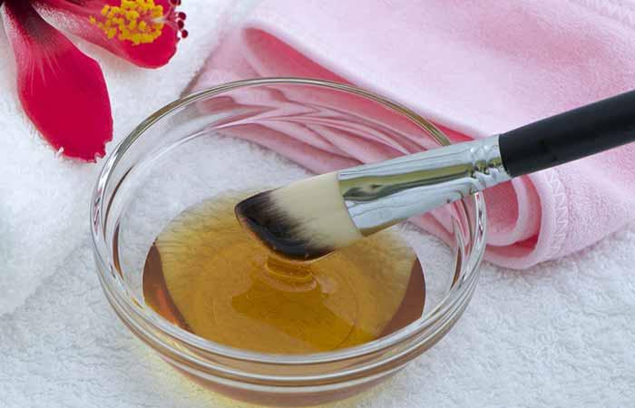 Tea Tree Oil And Honey Face Mask