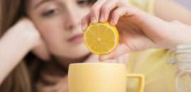 Honey And Lemon For Cough
