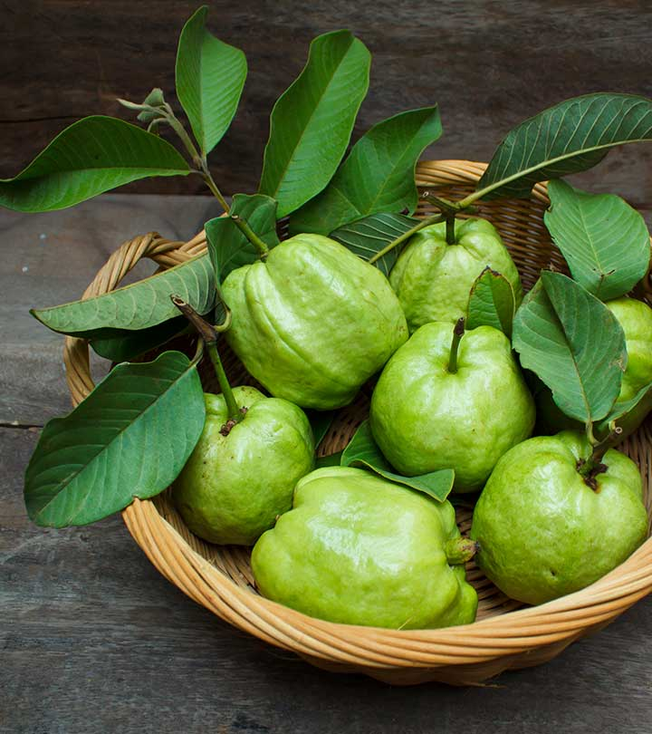 817_How Are Guava Leaves Beneficial For Your Hair_shutterstock_319783790
