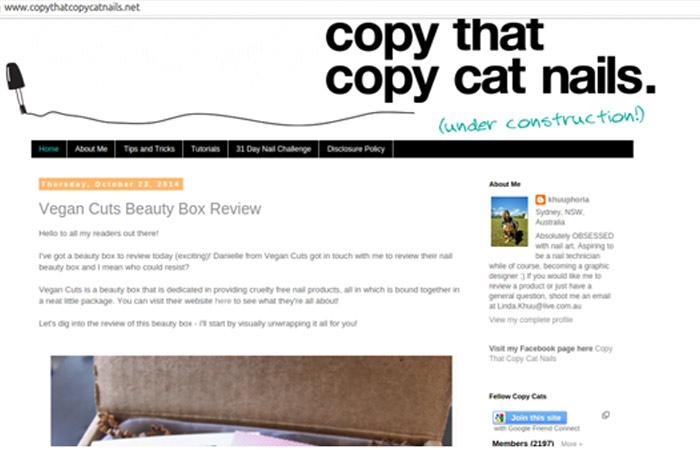 Copy That, Copy Cat