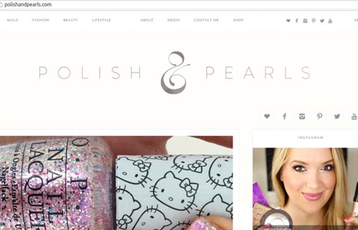 Polish & Pearls