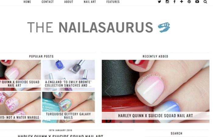 The Nailasaurus