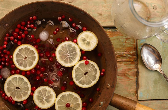 Detox Drinks - Cranberry Fusion