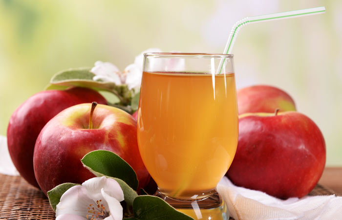 Colon Cleanse For Weight Loss - Ginger And Apple Juice
