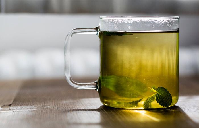 Green Tea Soak