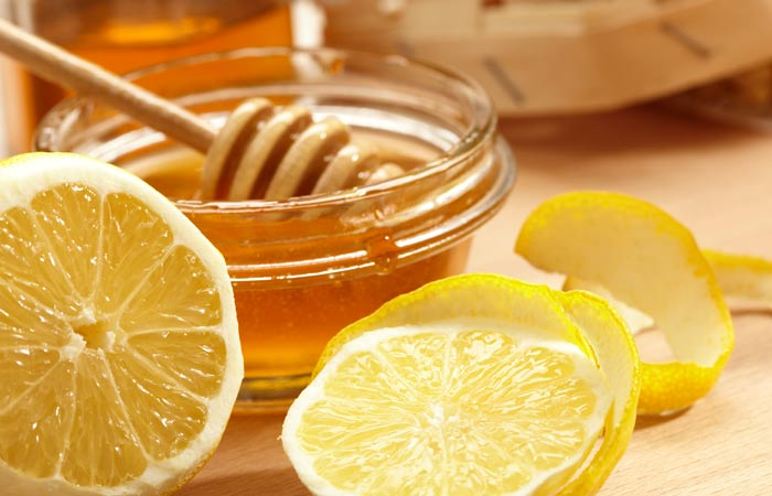 Colon Cleanse For Weight Loss - Lemon And Honey