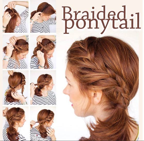 The-Braided-Ponytail