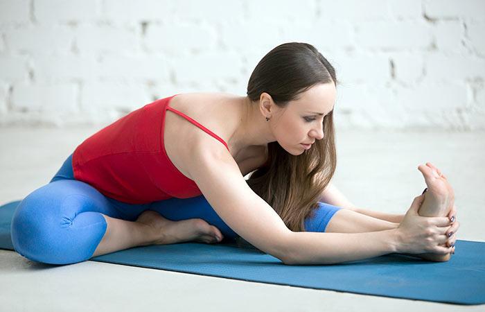 Yoga For Thighs And Hips - Janu Sirsasana