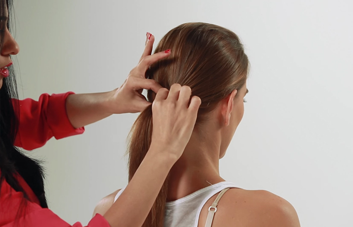 Create-a-pocket-to-flip-your-ponytail-into