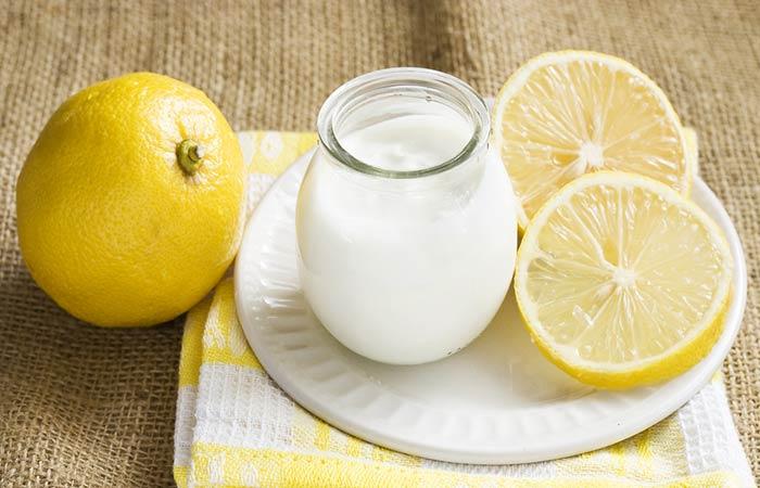 Lemon-Juice-And-Yogurt
