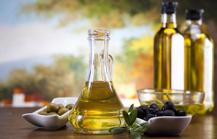 Yogurt-And-Olive-Oil