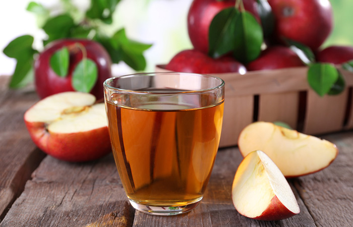 Juices To Treat Constipation - Apple Juice For Constipation