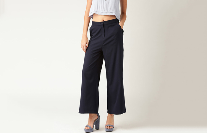 Types of Palazzos - 4. Trousers