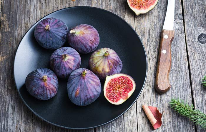 Side Effects Of Figs
