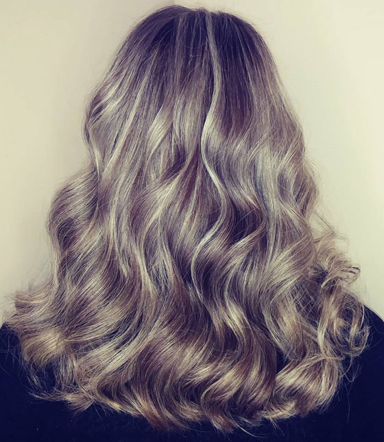 Gray-Ash-Blonde-Balayage