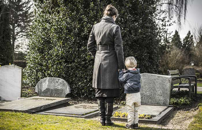 What To Wear To A Funeral - Winter Funeral