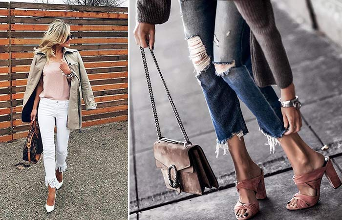 How To Make Ripped Jeans - Fray The Edges
