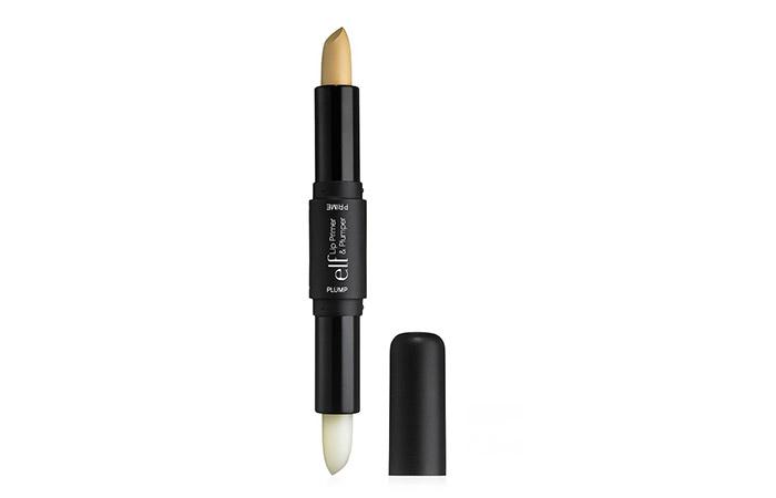 Elf Studio Lip Primer and Plumper - Best Drugstore Lip Primer