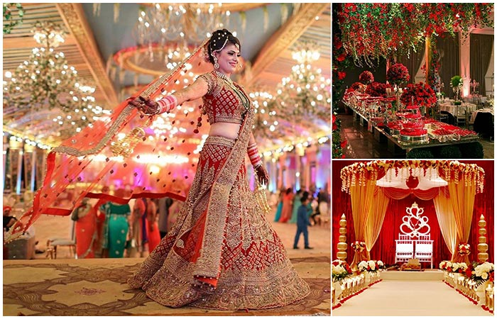 Wedding color combinations ideas red color combination junglespirit Gallery