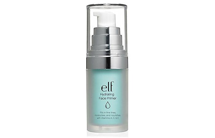 e.l.f. Hydrating Face Primer - Best Drugstore Face Primer