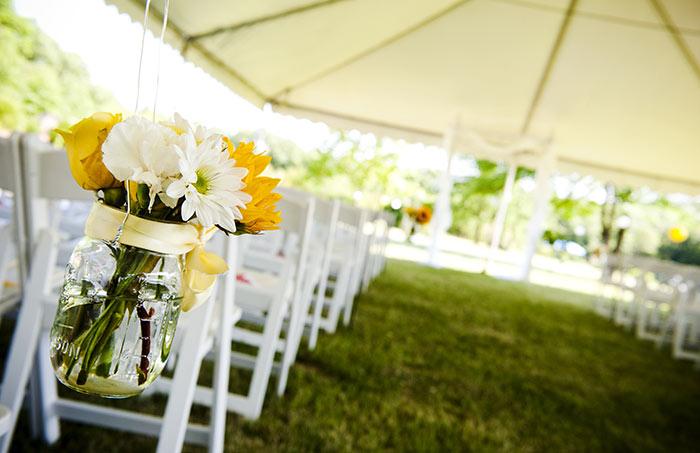 Summer Weddings Color Combination Ideas