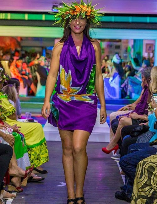How To Wear A Sarong - Brazilian Style Dress
