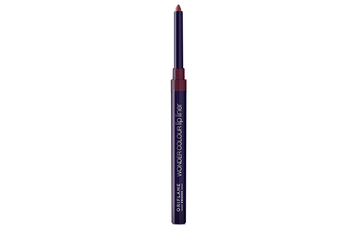 Best Oriflame Beauty Products - 6. Oriflame Wonder Colour Lip Liner