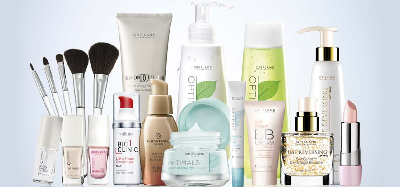 Oriflame Beauty And Skin Care Products - Top 15