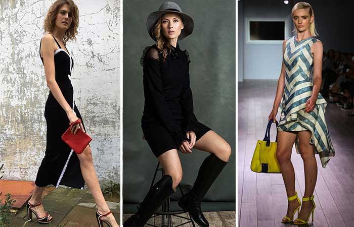 3. A Velvet Dress, An Asymmetrical Or The LBD