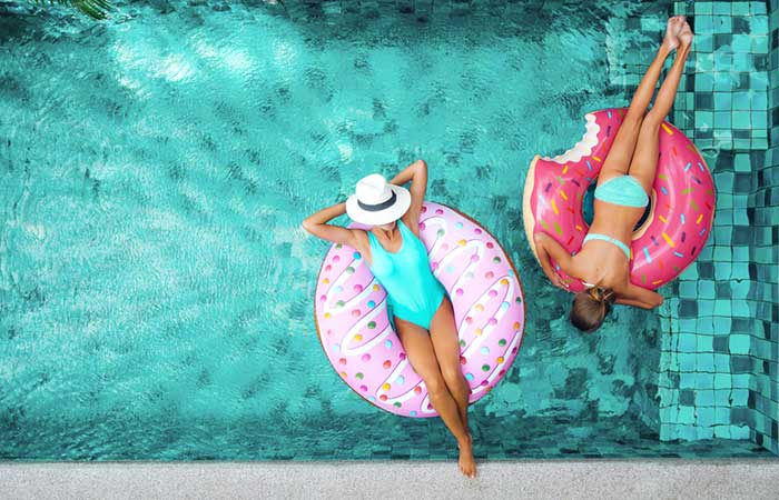 4. Stock Up - The Fancy Swimsuits
