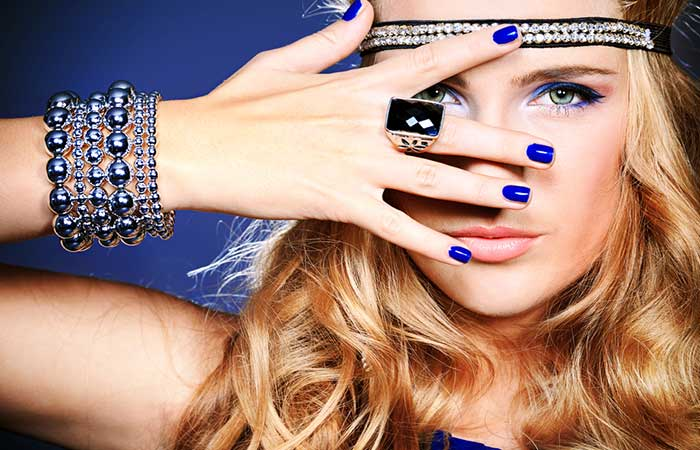 5. Accessorize - To Your Heart's Content