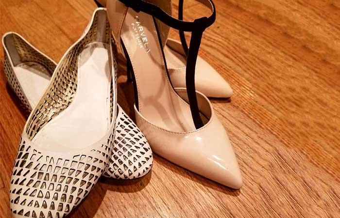 6. Footwear - Comfortable And Kickass