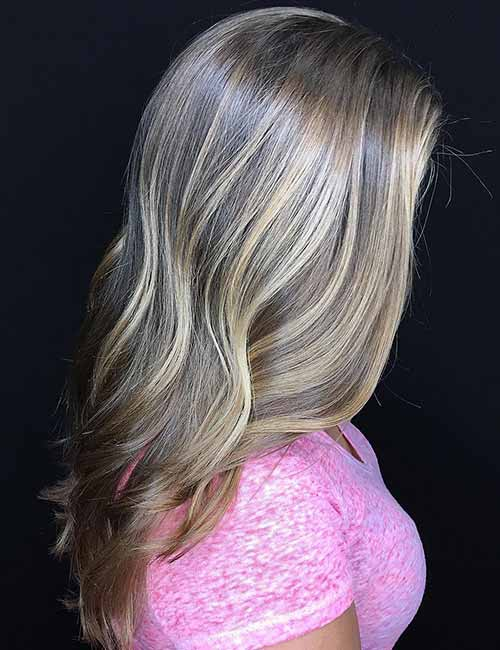 Blonde Highlights Dirty Blonde Hair Choice Image Hair Extensions